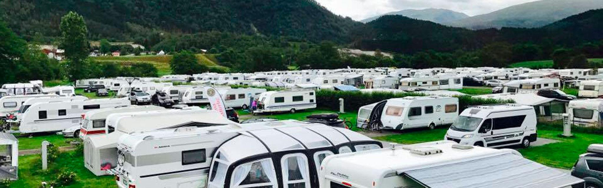 Campingvogner
